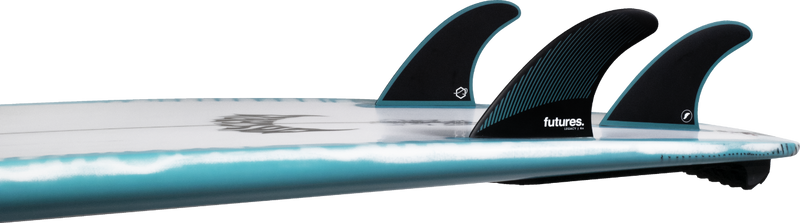 Futures Fins Legacy Rake (3 Sizes)