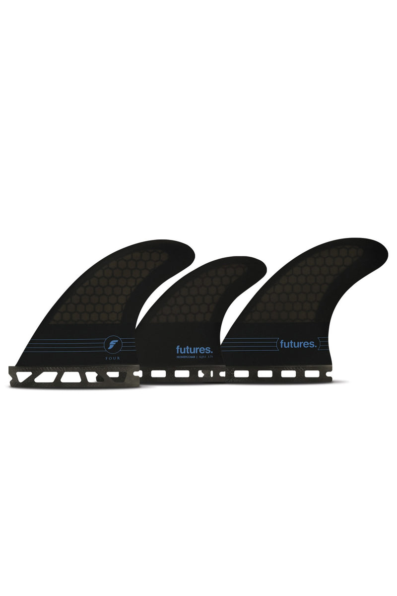 Futures F4 5 Fin Tri Quad Set
