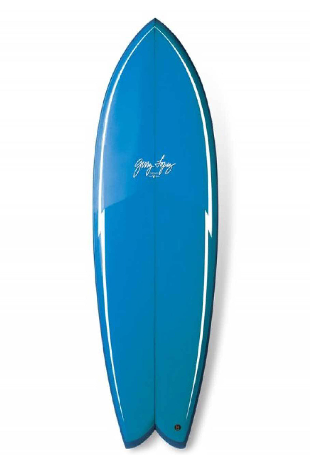 Gerry Lopez Something Fishy Quad Surfboard