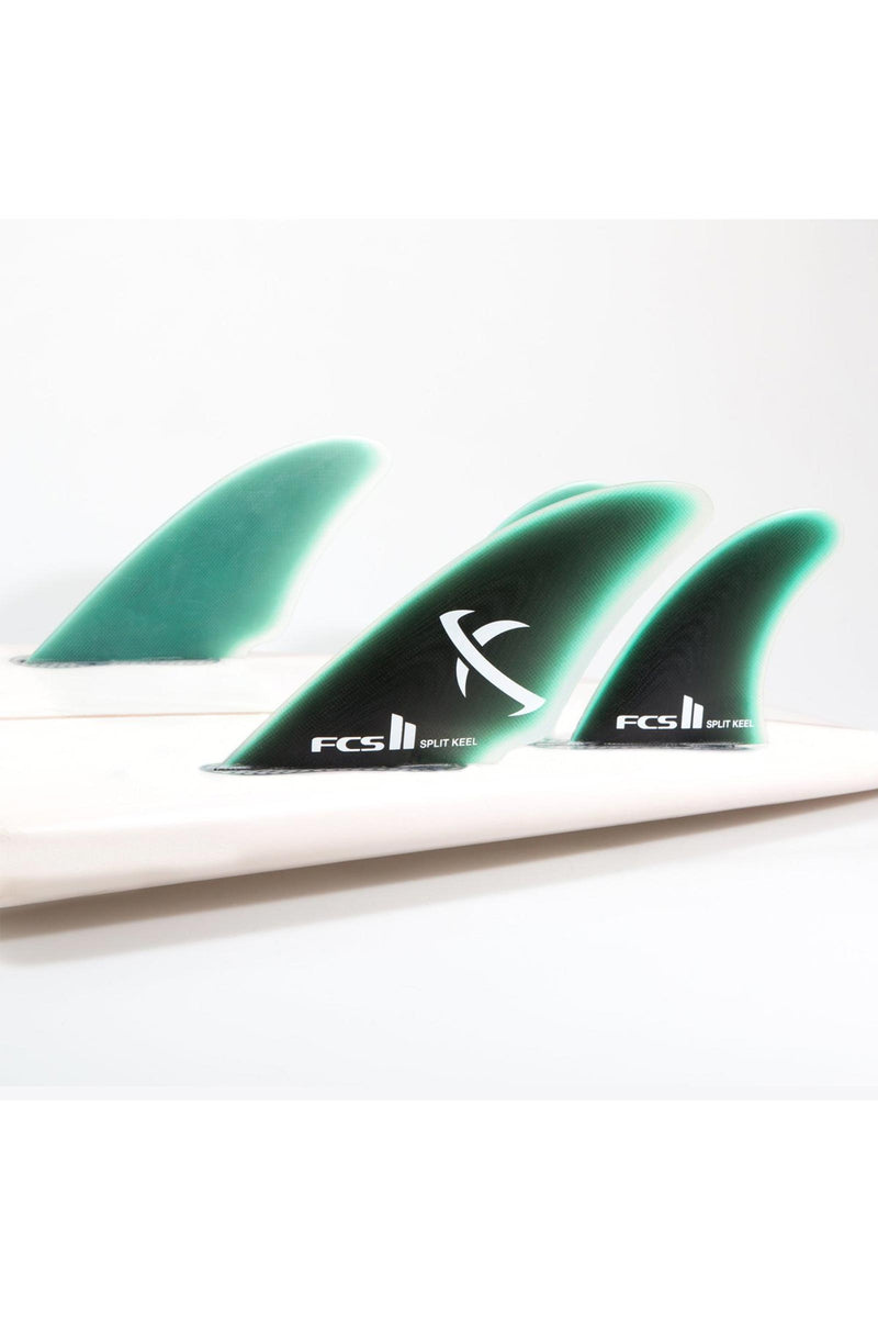 FCS 2 MB Keel Quad Set