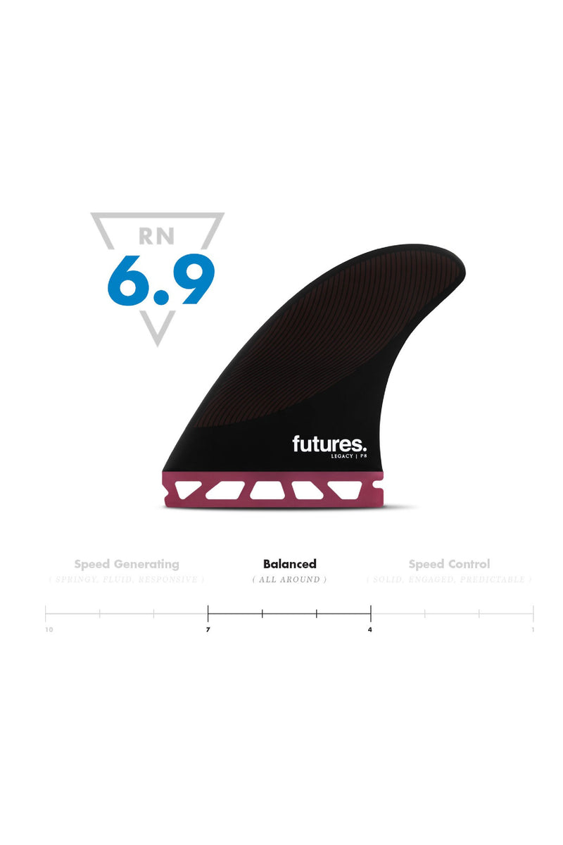 Futures Fins Legacy Pivot (3 Sizes)