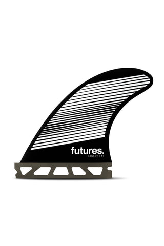 FCS2 Hayden Shapes PC Tri Quad Fin Set