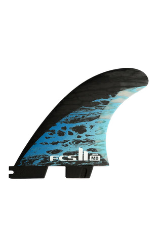 FCS 2 Reactor PC Tri Fin Set