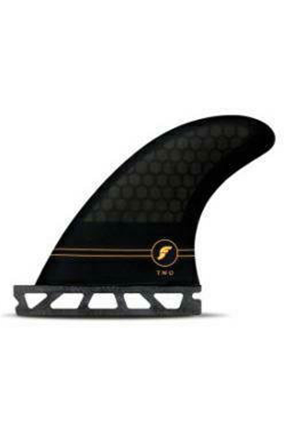 Futures F2 HC Smoke Tri Fin Set