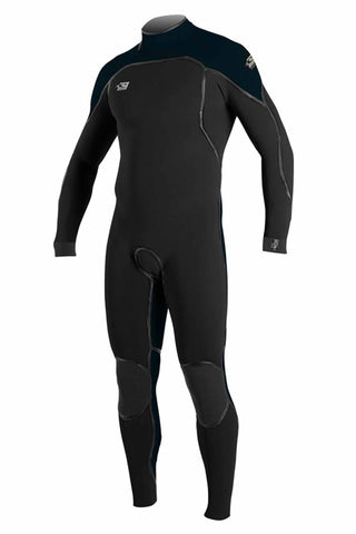 Dawn Patrol 3/2mm Back Zip Womens Wetsuit Steamer