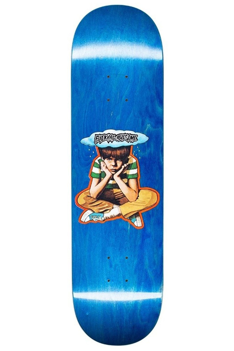 Shop Fucking Awesome | Fucking Awesome Rain Skateboard Deck - 8.38""