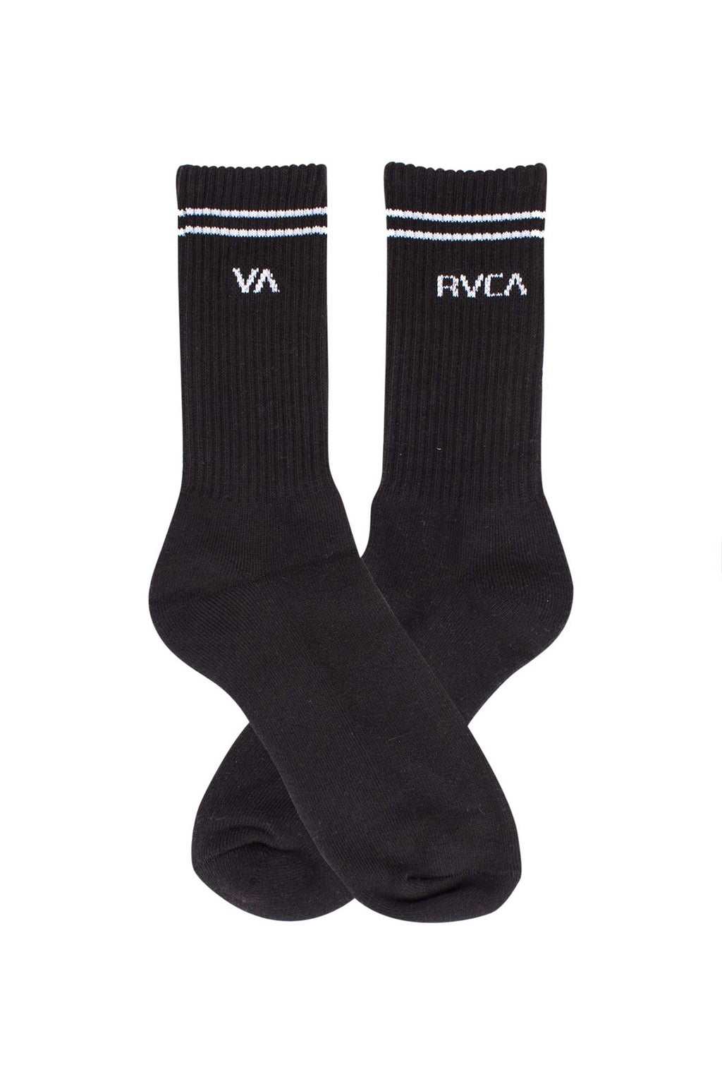 Union Sock III - 5 Pack - Black
