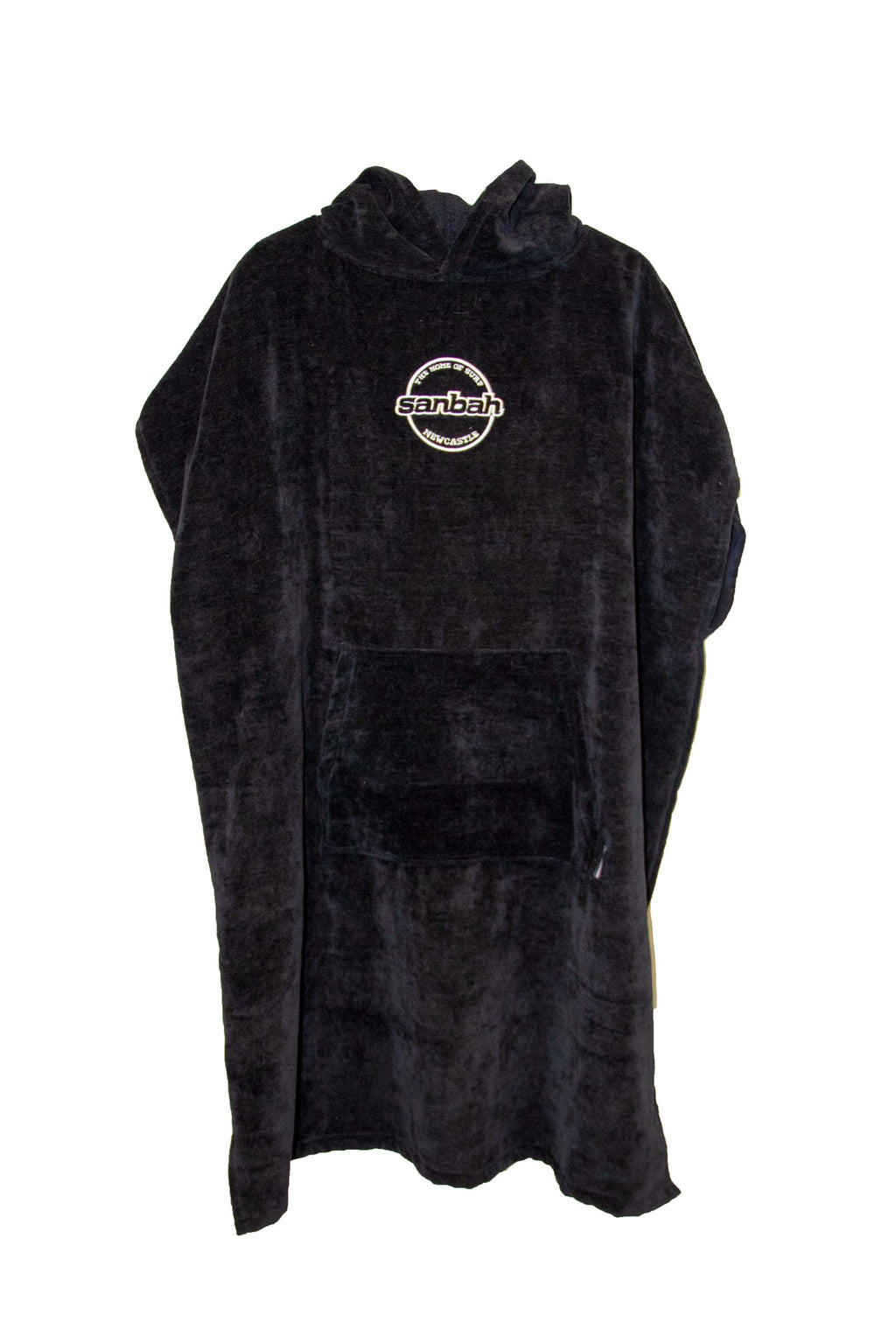 Sanbah Adult Hooded Poncho Towel