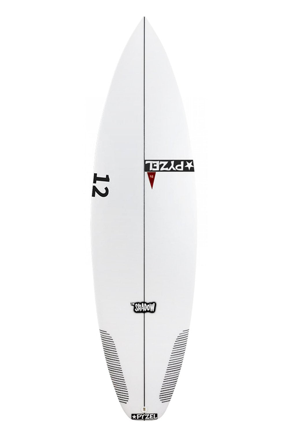 Pyzel Project 12 Shadow Surfboard