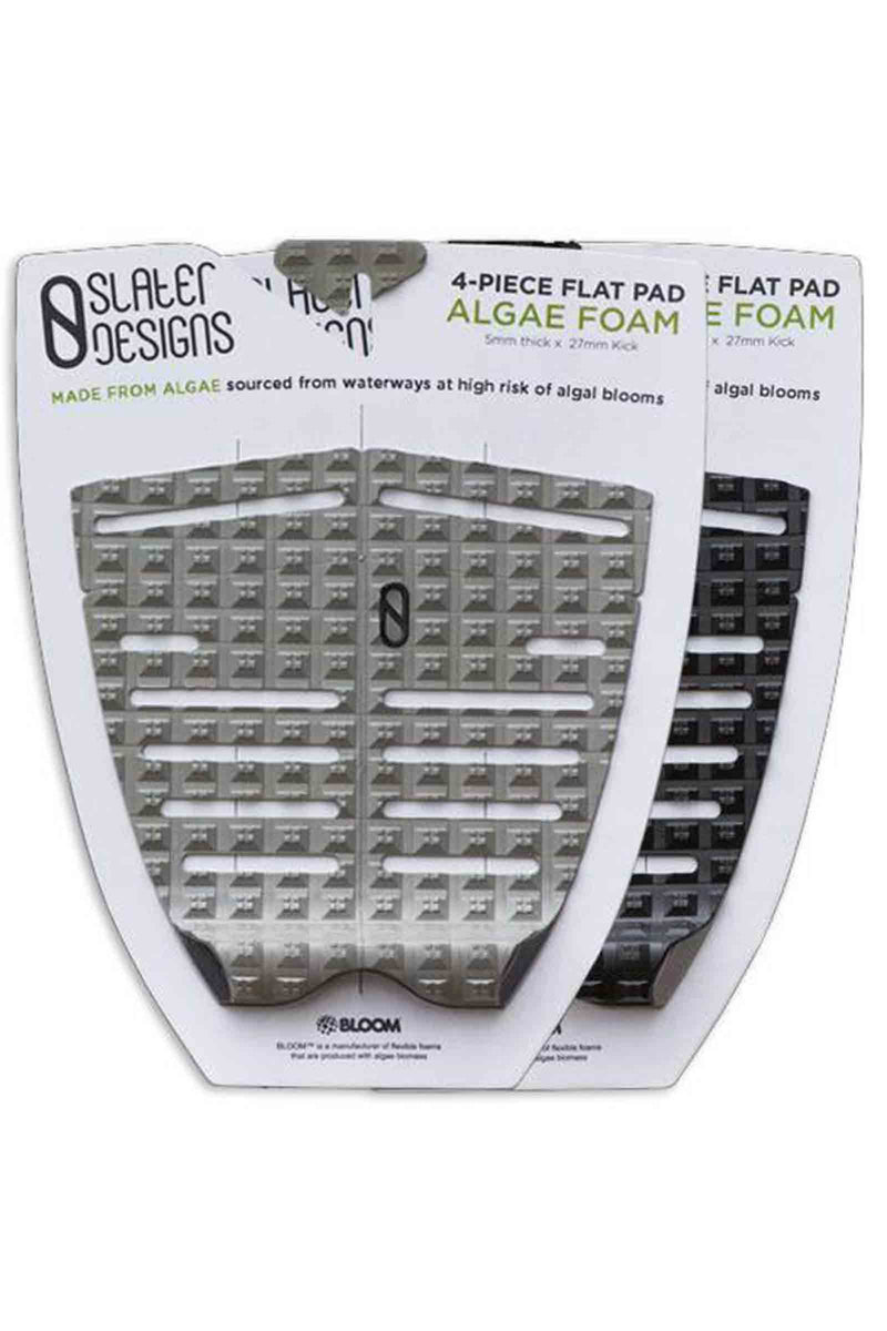 Slater Designs 4 Piece Grip Pad Algae Tail Pad