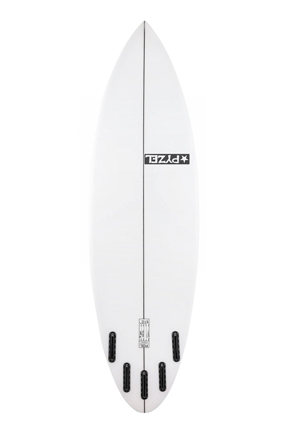 Pyzel Project 12 Ghost Surfboard