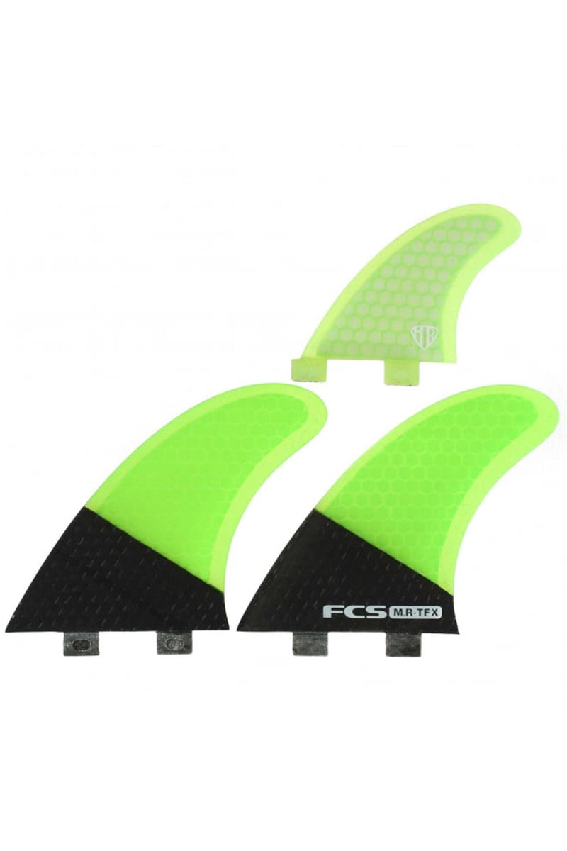 FCS MR-TFX PC Carbon/Fluro Tri Set