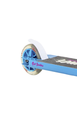 Grit Vibes Dreamer Scooter - Ice Blue/Vapour Purple