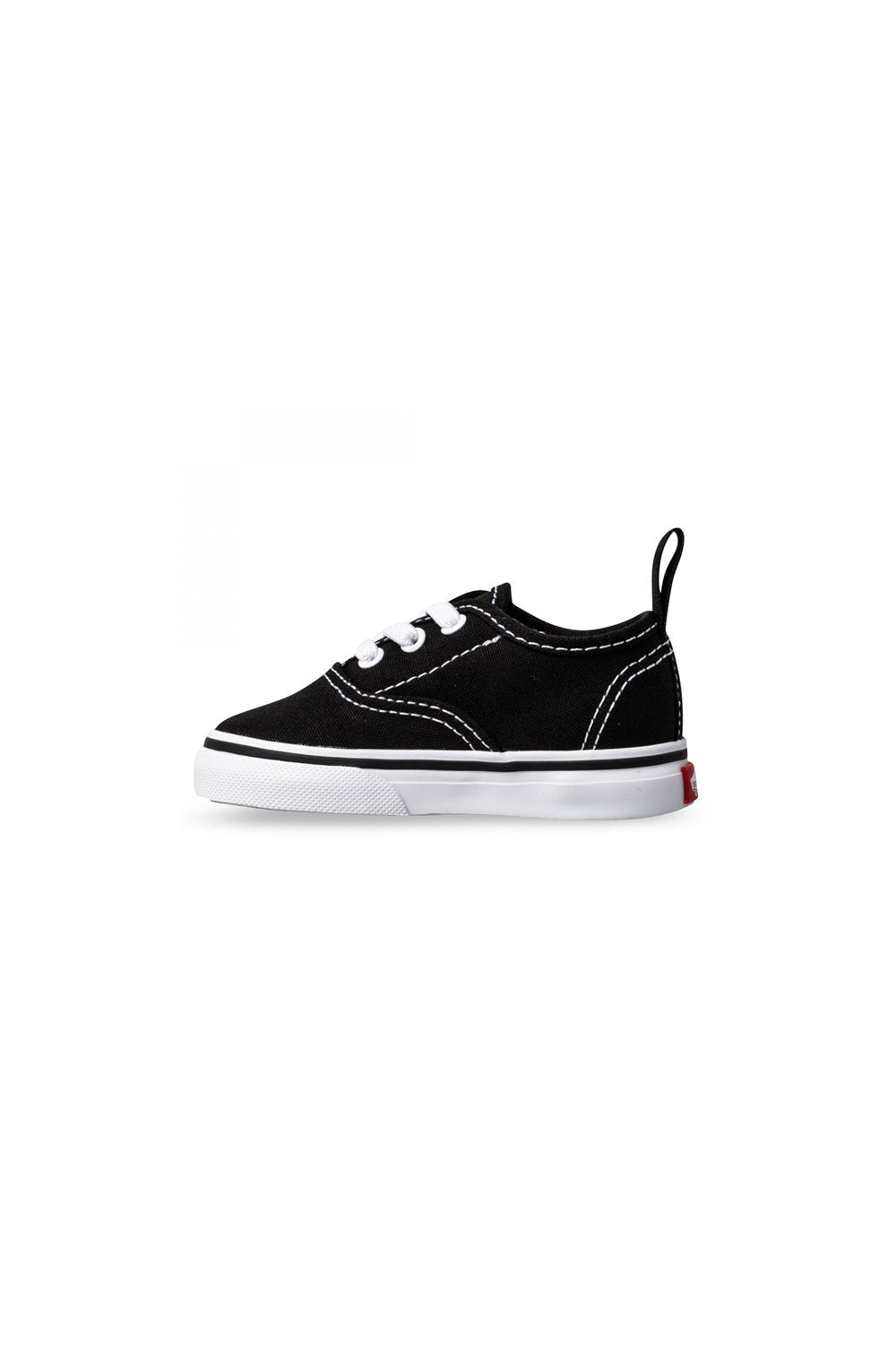 Vans Authentic Toddler Black / White Shoe