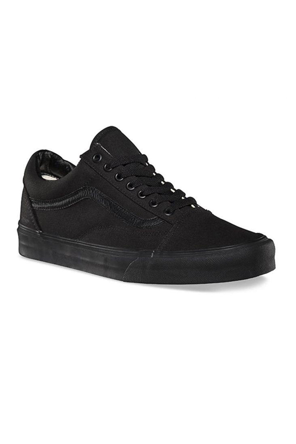 Old Skool Black / Black