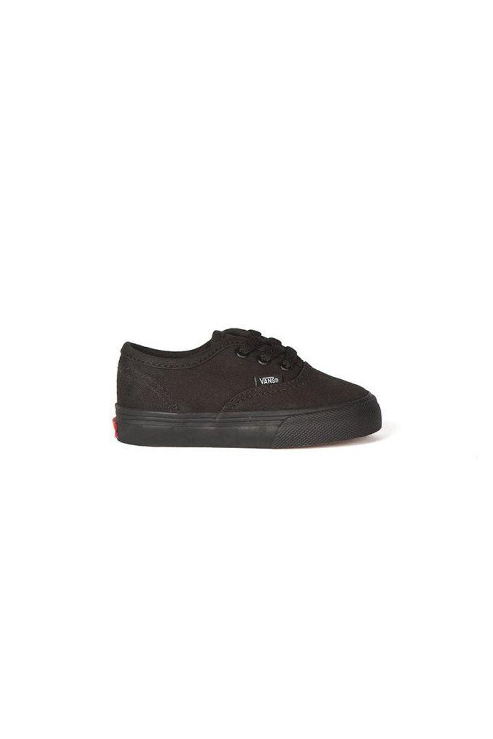 Vans Authentic Toddler Black / Black Shoe