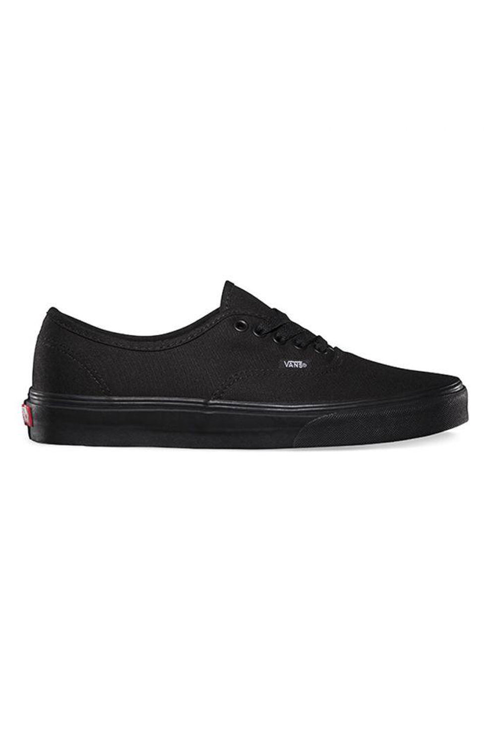 Vans Authentic Black / Black Shoe