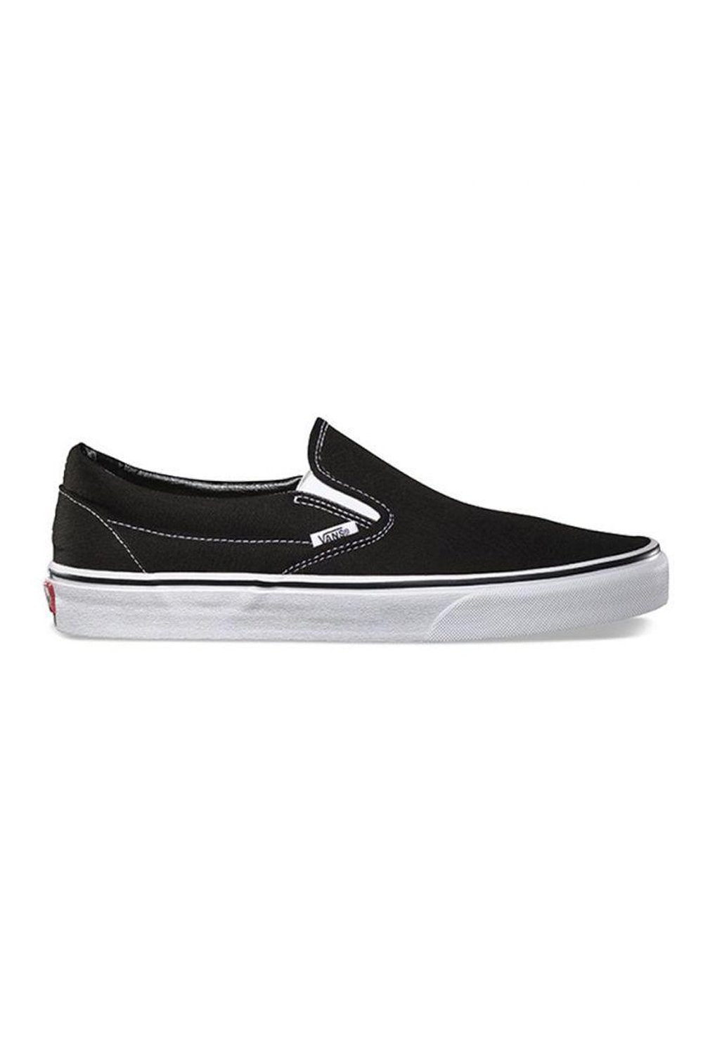 Vans Classic Slip On (CSO) Black Shoe