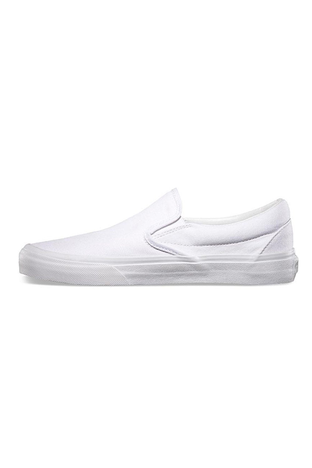 Vans Classic Slip On (CSO) True White Shoe