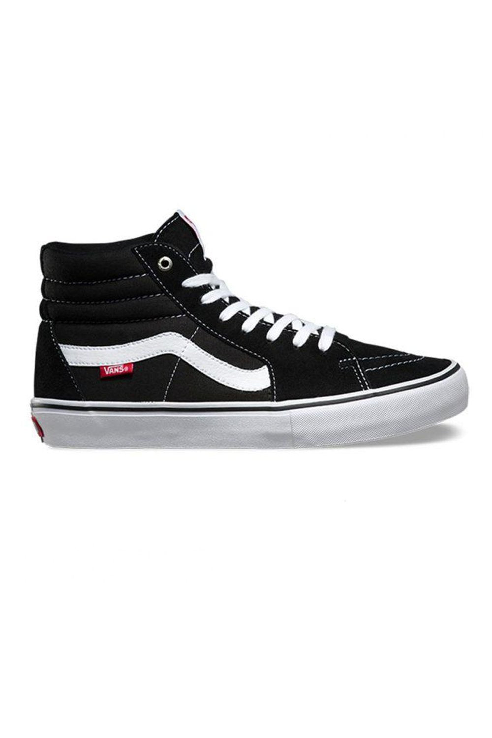 Vans SK8-Hi Kids Black / White Shoe