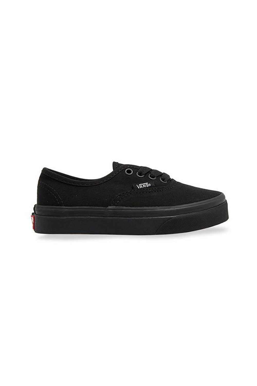 Vans Authentic Kids Black / Black Shoe