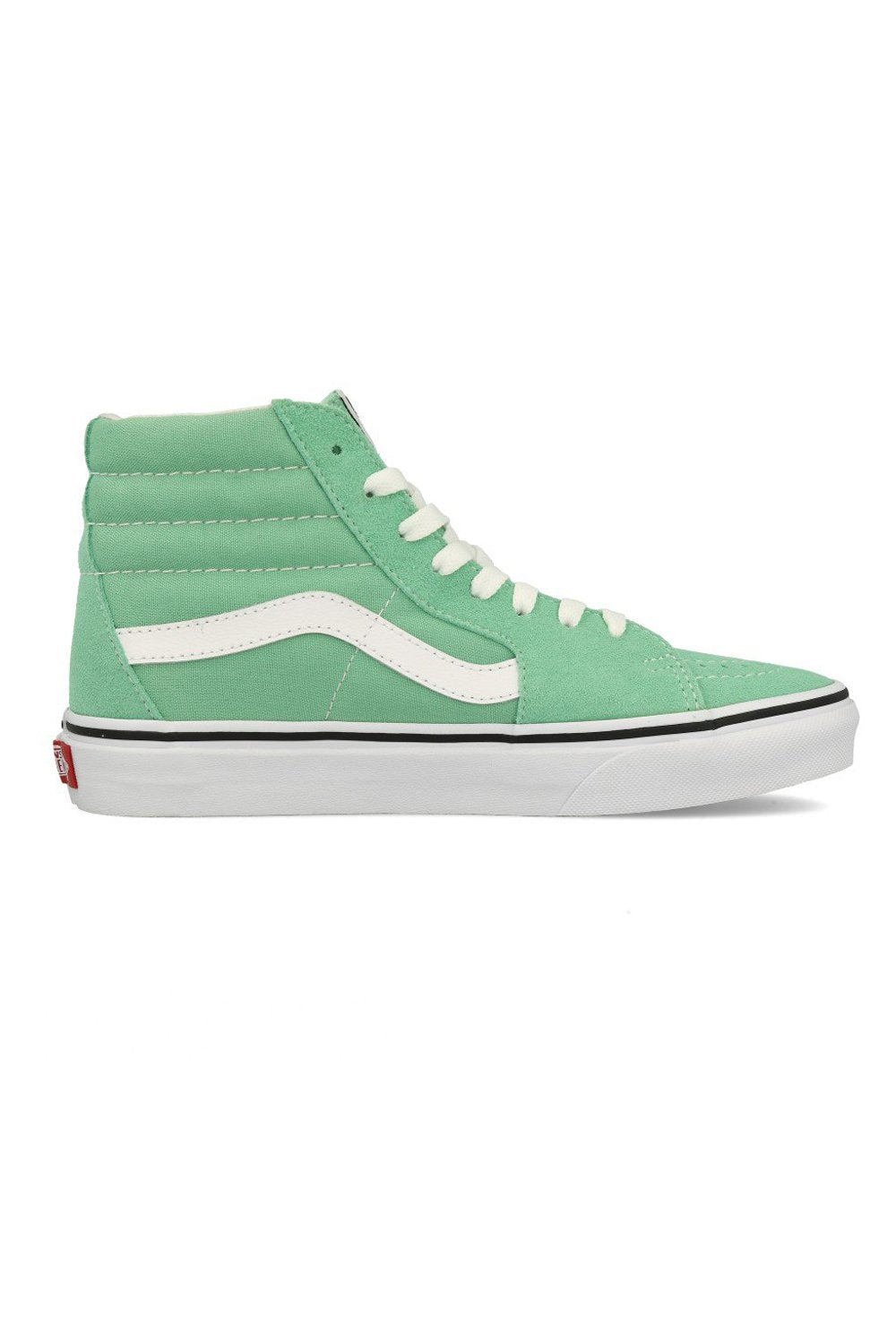 Vans SK8 Hi Neptune Green / True White Shoe