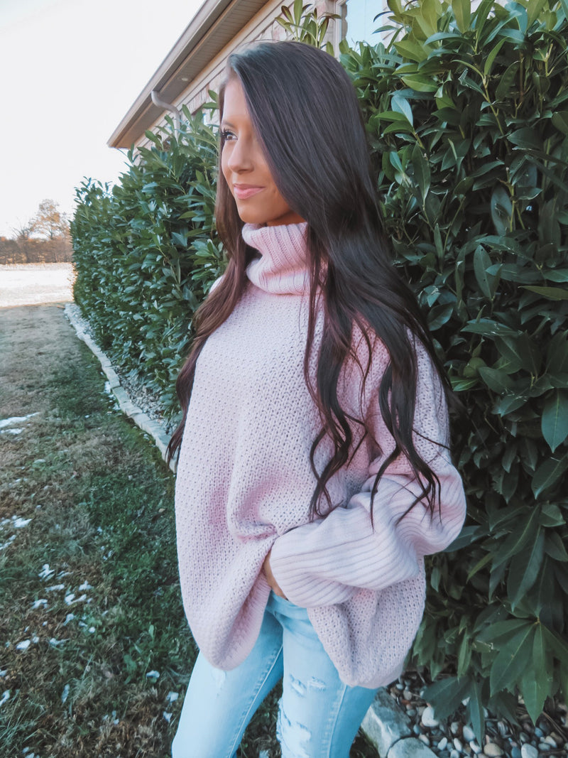 The Kelli Sweater