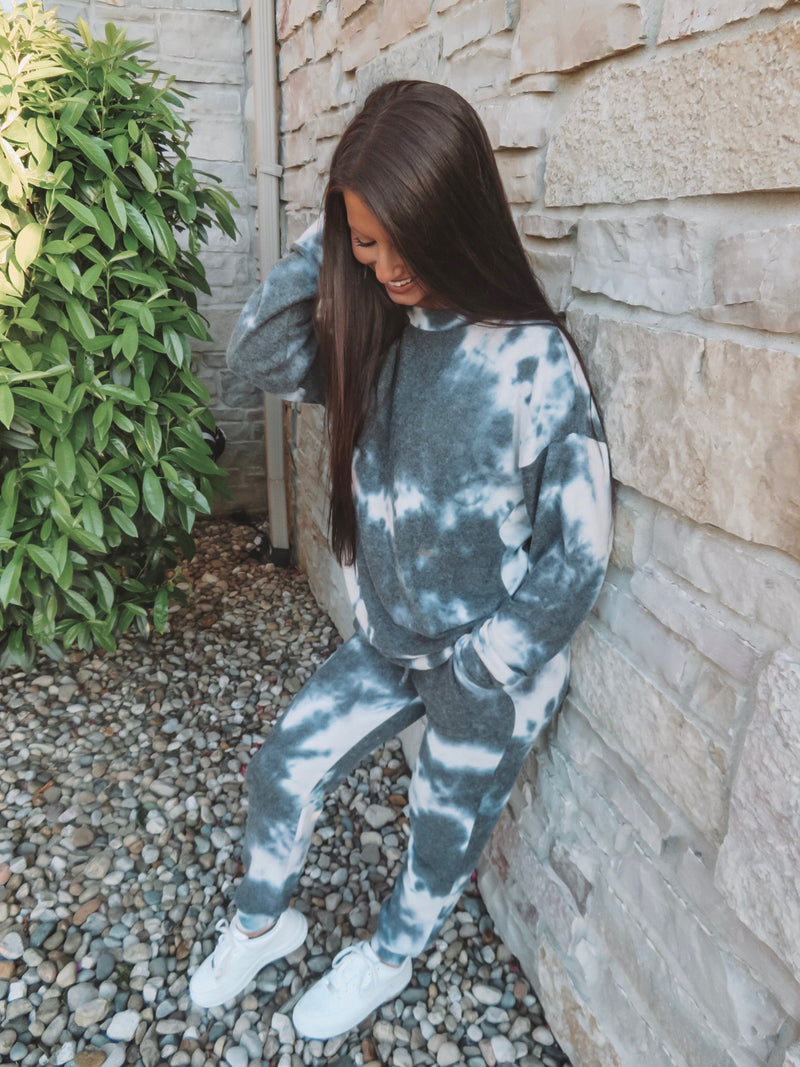 Wild Child Tie Dye Sweatshirt