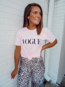 Vogue Grapic Tee