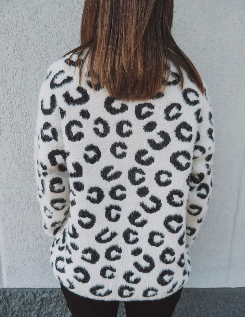 The Wild Side Sweater