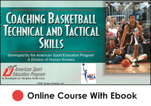 SJCSD Coaching Basketball Technical and Tactical Skills Online With eBook