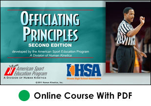 IHSA Officiating Principles Online-2nd Edition-PDF