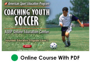 Coaching Youth Soccer Online Course-PDF