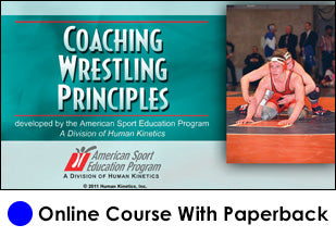 FL Coaching Wrestling Principles Online Course-K