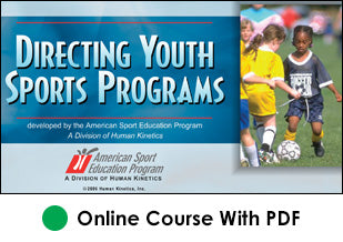 Directing Youth Sports Programs Online Course PDF