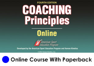 Coaching Principles Online Course-4th Edition