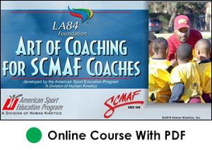 LA84 Foundation's Art of Coaching Online Course