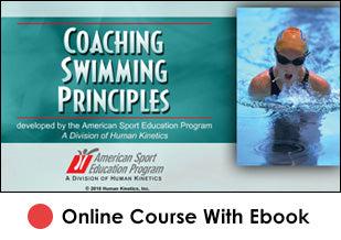 SJCSD Coaching Swimming Principles Online With eBook