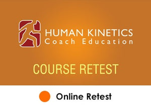 Coaching Football Technical and Tactical Skills Online Retest