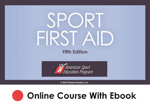 SDOC Sport First Aid Online-5th Edition With eBook