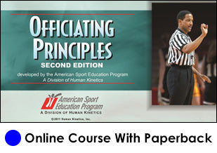 Officiating Principles-2nd Edition