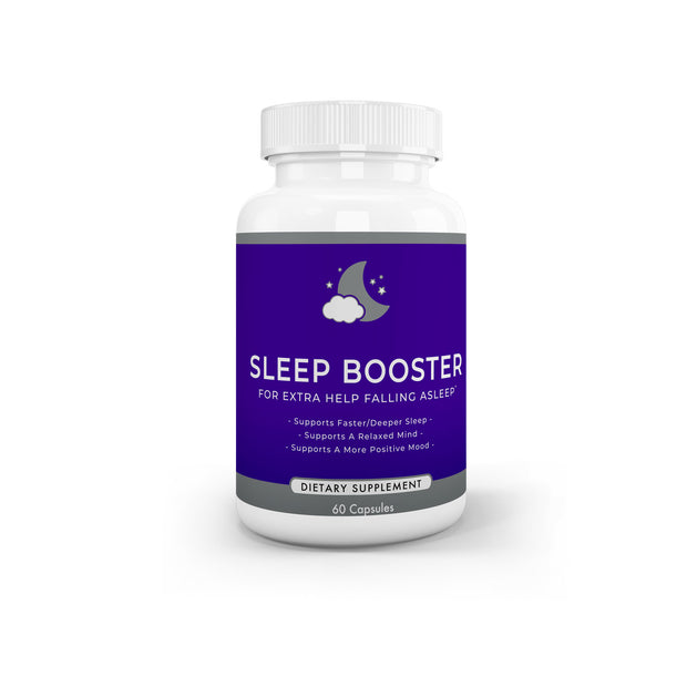 NEW - Sleep Booster
