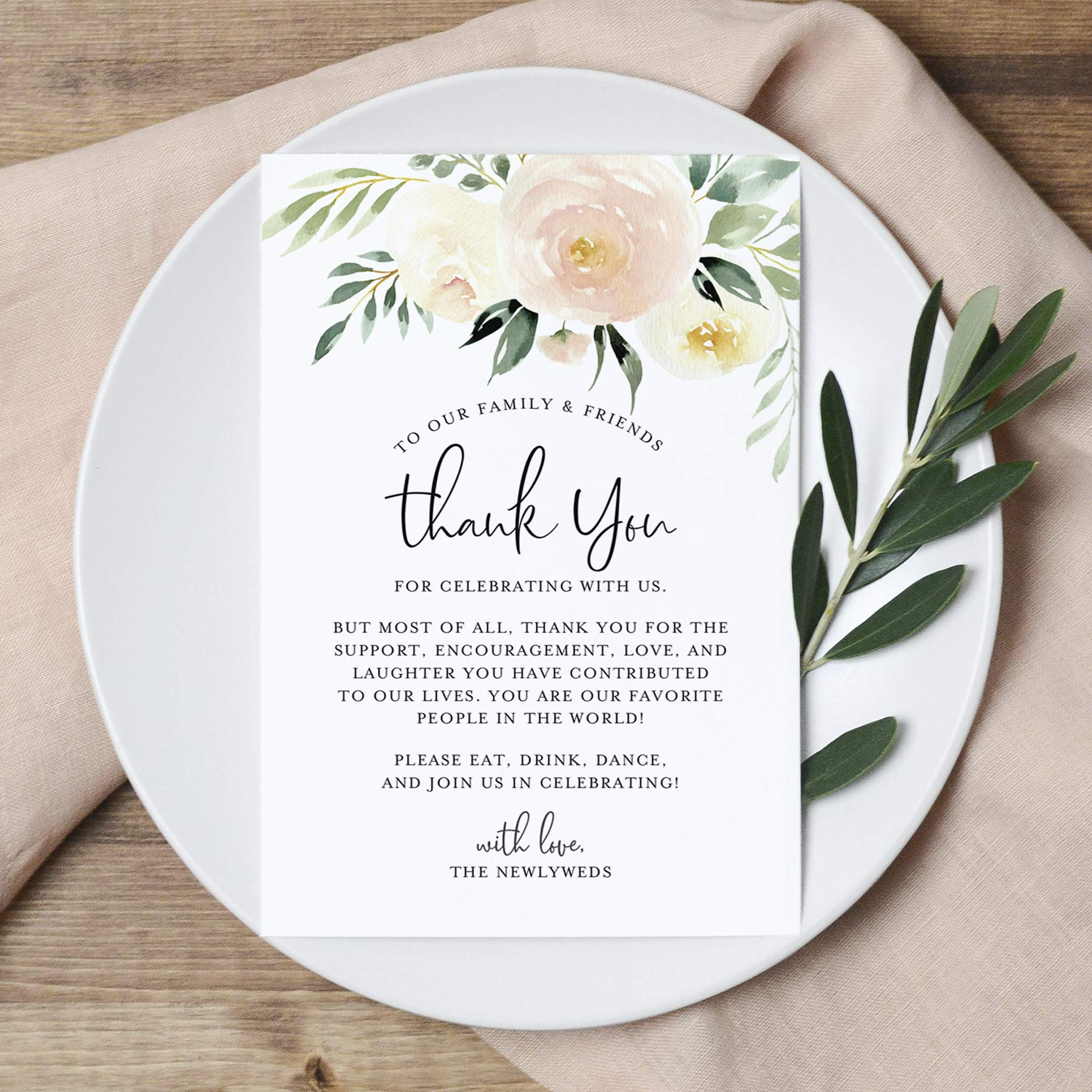 Floral Cards and Gifts Table Sign Template Cards /& Gifts Gift Table Sign Floral Sage Blush Table Top Sign GRACE Printable Wedding Sign