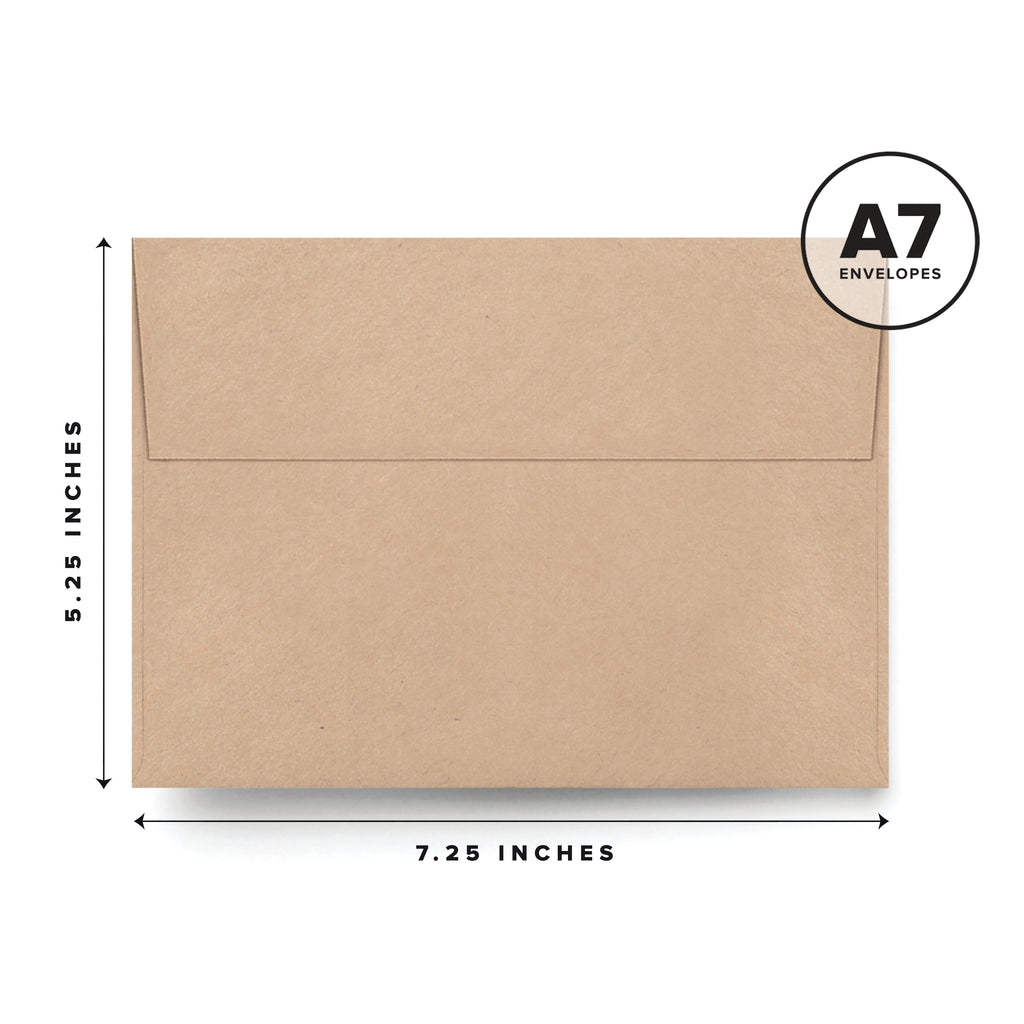 Invitations with Envelopes for All Occasions, Eucalyptus Greenery Invites Perfect for: Weddings, Bridal Showers, Engagement, Birthday Party or Special Event, Pack of 25 5x7 Cards