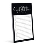 4.5x7.5 Get Shit Done To-Do List Notepad