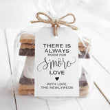 S'More Love Wedding Favor Tags (Pack of 50)