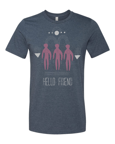 Hello Friend Tee
