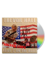 Alive & On The Road - Signed CD