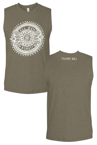 Women's All Ways Always Tank (Heather Olive)