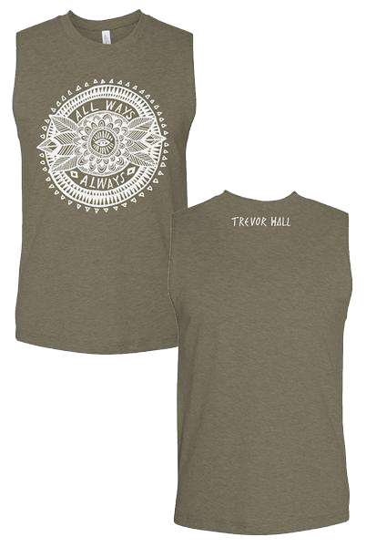 All Ways Always Tank (Heather Olive)